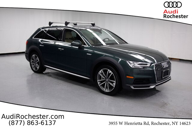 Pre-Owned 2017 Audi A4 allroad 2.0T Premium Plus