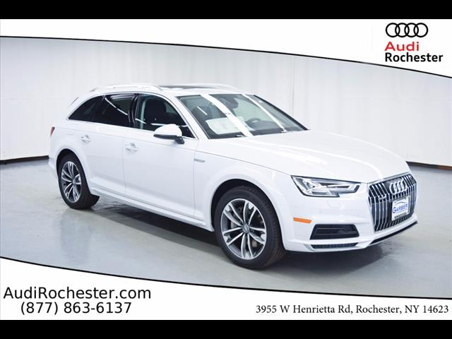 Pre-Owned 2018 Audi A4 allroad 2.0T quattro Premium Plus