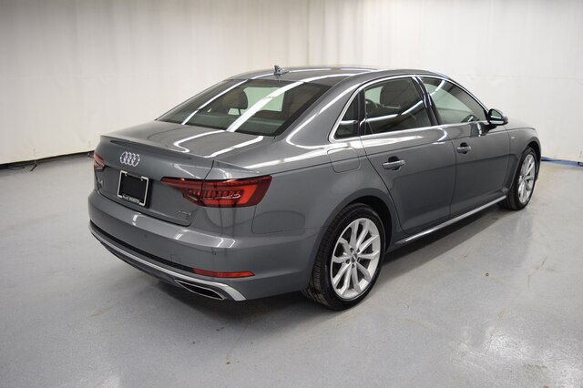 Pre-Owned 2019 Audi A4 2.0T Premium Plus