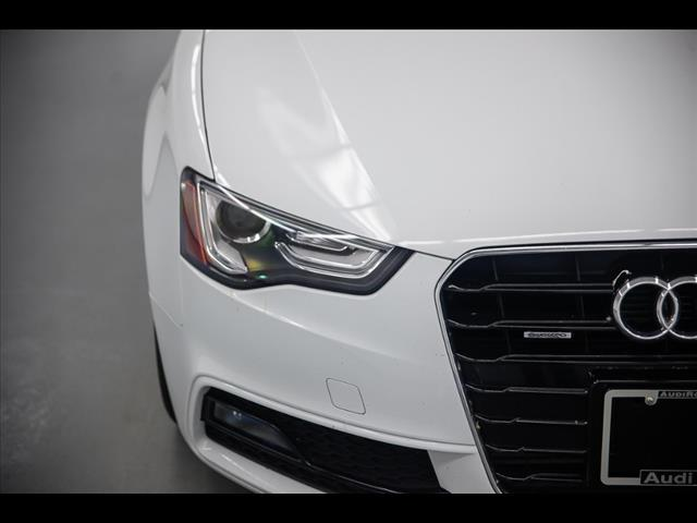Pre-Owned 2015 Audi A5 2.0T quattro Premium Plus
