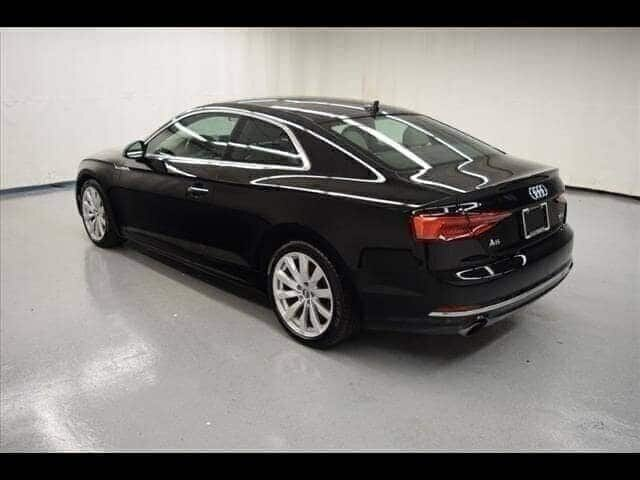 Pre-Owned 2018 Audi A5 2.0T Premium Coupe w/Navigation