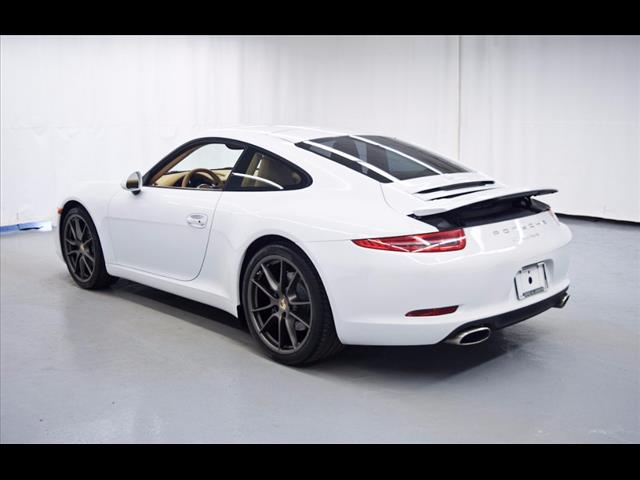 Certified Pre-Owned 2015 Porsche 911