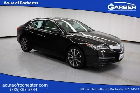 Pre-Owned 2015 Acura TLX V6 FWD
