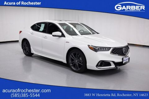 Pre-Owned 2019 Acura TLX 3.5L Tech & A-Spec Pkgs