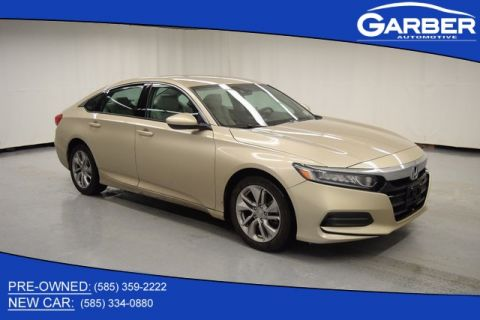 Pre-Owned 2018 Honda Accord LX