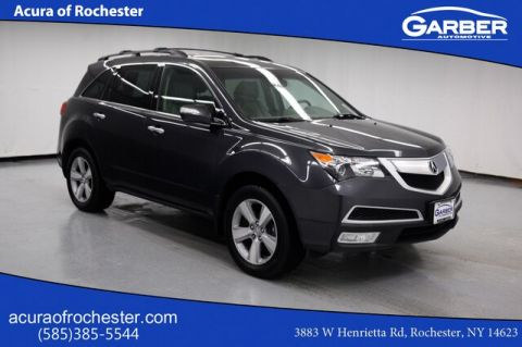 Pre-Owned 2013 Acura MDX 3.7L Technology Pkg w/Entertainment Pkg