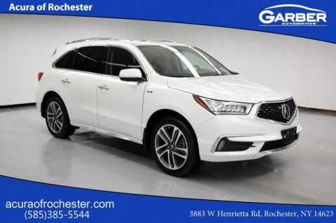 Pre-Owned 2018 Acura MDX Sport Hybrid 3.0L w/Advance Package