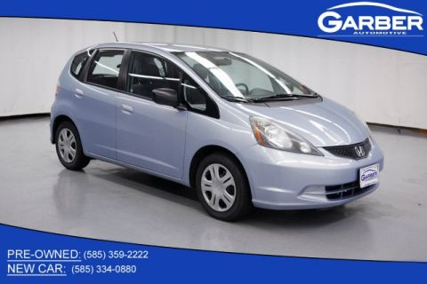 Pre-Owned 2009 Honda Fit Base