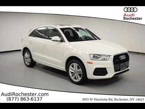 Pre-Owned 2016 Audi Q3 2.0T quattro Premium Plus