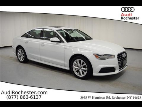 Pre-Owned 2018 Audi A6 2.0T quattro Premium Plus